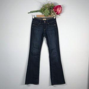 Paige | H.H. Bootcut Mid Rise Jeans SZ 26P